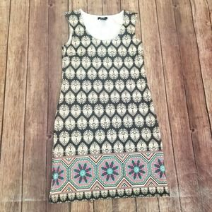 5th & Love Floral Sleeveless A Line Dress Size S